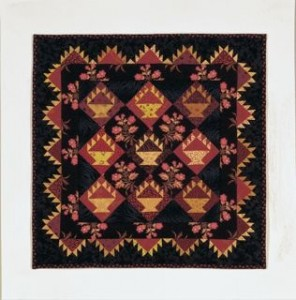 1995 Commemorative Quilt Poster