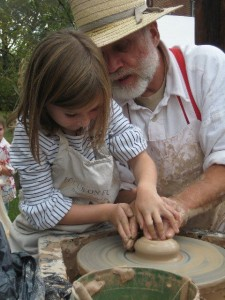 Teaching-pottery