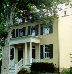 Jacob Mendenhall House.