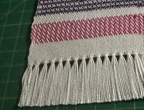 Beginning Weaving