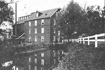 Janney's Mill (The Old Mill)