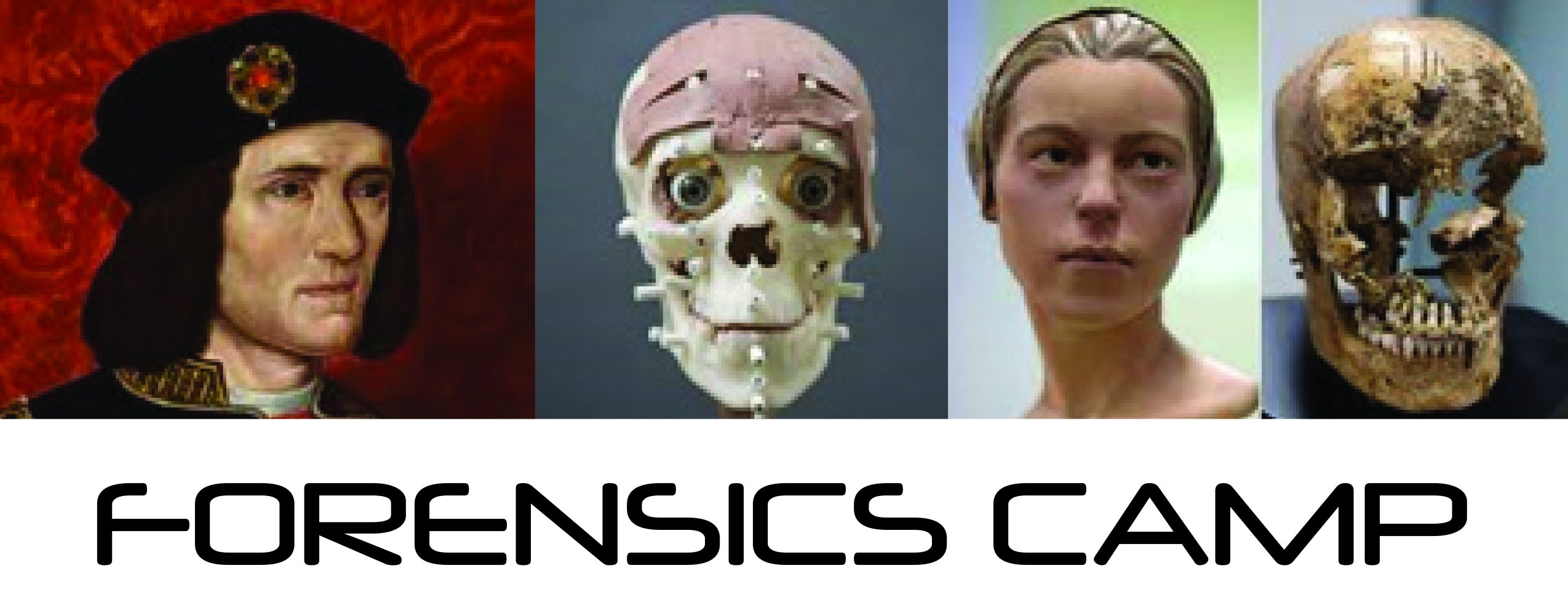 Forensics Camp Title Image