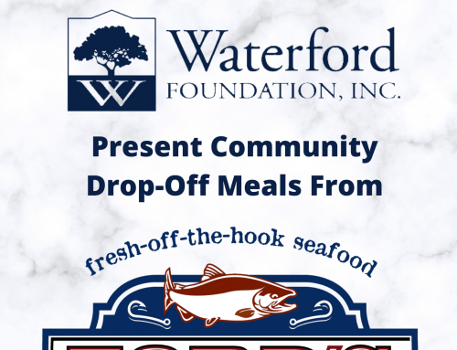 Ford's Fish Shack in the Village – April 19, 2020 – Pre-order for Community Meal Drop Off